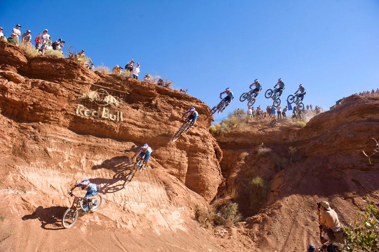 Extreme Downhill Mountain Biking Red Bull | RedBull Extreme
